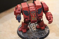 Blood Angels Dreadnought painted Lot 15745