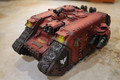 Blood Angels Land Raider painted Lot 15746