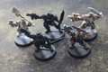 Space Marine Scouts metal x5 Lot 15757