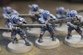 Tau Fire Warriors x10 painted Lot 15824