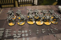 Tau Battlesuits x12 magnetized Lot 15837