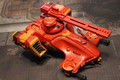 Tau Hammerhead in fiery colors Lot 15840