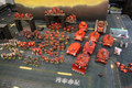 Blood Angels Army painted Lot 15849 (read description carefully)