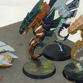 Tyranid Zoanthropes x4 Painted Lot 15887
