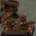 Skaven Warpfire Throwers x2 Lot 15897