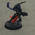 Blood Angels Captain and Callidus Assassin x2 painted Lot 15910