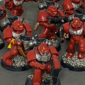 Blood Angels Tactical Marines x16 painted Lot 15911