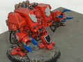 Blood Angels Furioso Dreadnought painted Lot 15914