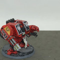 Blood Angels Dreadnought painted Lot 15916
