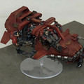 Blood Angels Land Speeder Storm painted Lot 15918