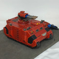 Blood Angels Razorback painted Lot 15920