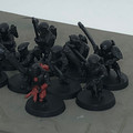 Tau Fire Warriors x11 Lot 15932