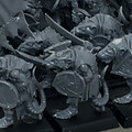 Skaven Clanrats x20 Lot 15935