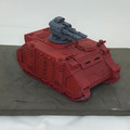 Blood Angles Razorback painted Lot 15936