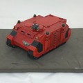 Blood Angles Rhino painted Lot 15937