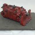 Blood Angels Vindicator painted Lot 15938