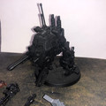 Imperial Guard/Genestealer Cults Armoured Sentinel Lot 15949