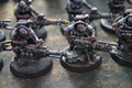Genestealer Cult infantry army painted x125 models Lot 16000E