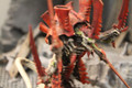 Tyranid Swarmlord painted Lot 16004