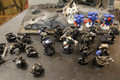 Various Space Marines x12 Lot 16008