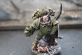 Nurgle Deathguard champion with power fist Lot 16014