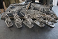 Rune Wars lion riders x5 Lot 16016