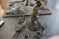 Nurgle Bloat Drone and various parts Lot 16021