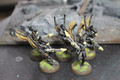 Eldar Swooping Hawks painted x5 (metal) Lot 16025