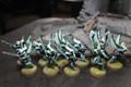 Eldar Swooping Hawks painted x10 Lot 16027