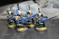 Eldar Dark Reapers x4 Lot 16035