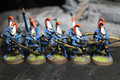 Eldar Dire Avengers painted x10 lot 16038