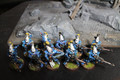 Eldar Dire Avengers painted x10 Lot 16040