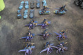 Seraphon Saurus Cavalry x10 specialty bases/mounts Lot 16059