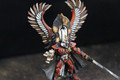 Eldar Autarch with Swooping Hawk Wings painted Lot 16062