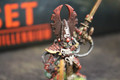 Eldar Phoenix Lord Fuegan painted Lot 16067