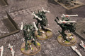 Eldar War Walkers x3 Biel Tan painted Lot 16070
