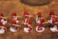 Eldar Guardians x10 Lot 16093