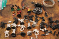 Space Marines metal heroes and elites x23 models Lot 16098