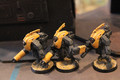 Tau Stealth Suits painted x3 Lot 16131