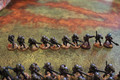 Tau Fire Warriors x10 Lot 16169A