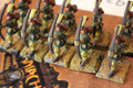 Empire Archers painted x10 Lot 16225