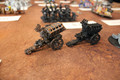 Empire Helblaster Volley guns vintage x2 Lot 16238