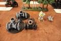 Empire Mortars x3 Lot 16243