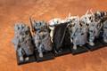 Chaos Warriors x12 assembled Lot 16258