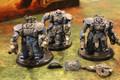 Centurions Devastators with Lascannons in bad shape x3 Lot 16283