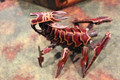 Greater Brass Scorpion painted Lot 16286