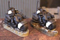Space Marines Bikes x2 Lot 16441