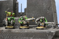 Ork Boyz with Assault Weapons x3  Lot 1099