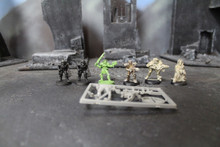 Warzone Various Lot 5634 Blue Table Painting Store