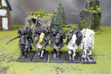 Warriors of Chaos Chaos Knights Lot 5904 Blue Table Painting Store